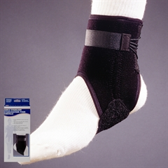 ankle stabilizer, ankle brace, elastic ankle brace, ankle support