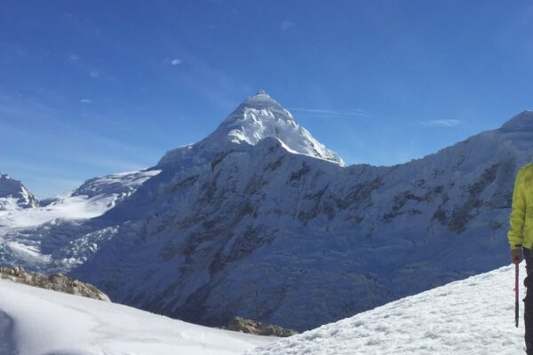 """We are so happy o have helped Albert reach his goals, pain-free! """"I'm back from mountaineering in Peru. I was able to climb the 2 peaks that I had on my schedule as well as 6 acclimatization hikes without any problem. Please thank Dr. Rodwin, Andrew and the rest of the staff for making this possible!"""""""