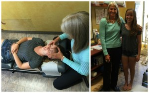 Cranial Adjusting Turner Style, concussion treatment